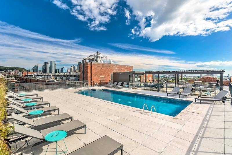 Condo for sale pointe saint charles montreal 545 000 for Piscine saint charles