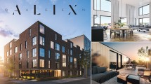 Queen Alix   Condos neufs à Rosemont